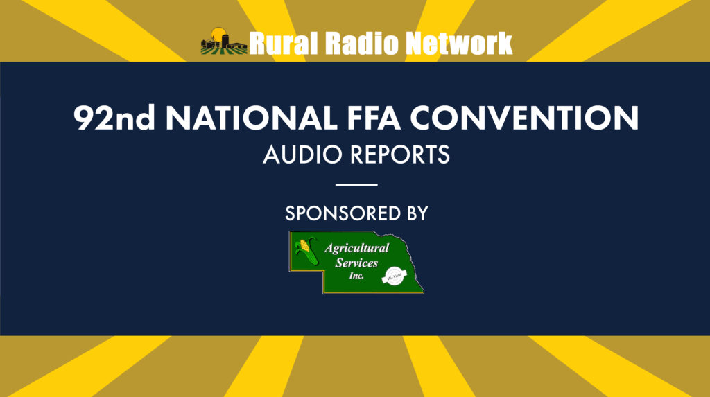 92ND NATIONAL FFA CONVENTION & EXPO