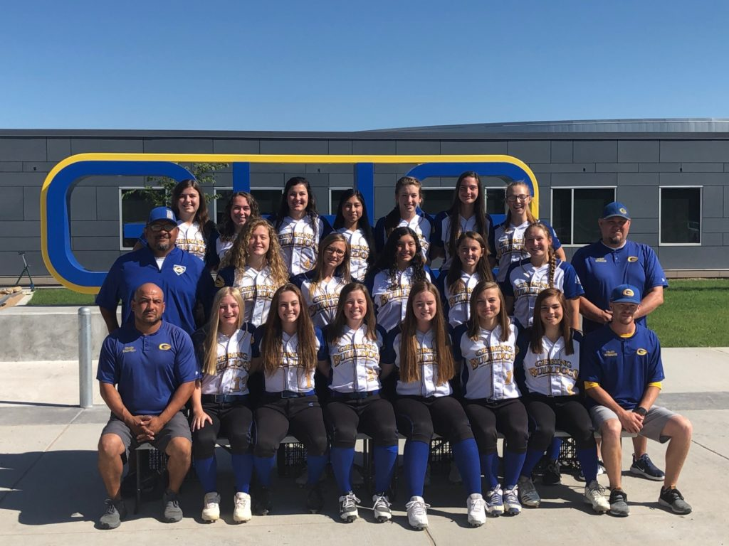(Listen) Gering softball set for district final at Crete