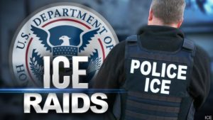 ICE Raid In Madison