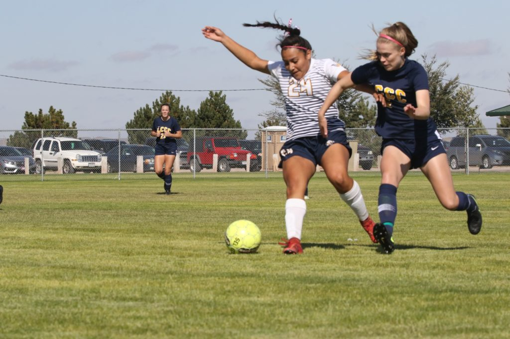 WNCC women's soccer win twice for 11th win of the season