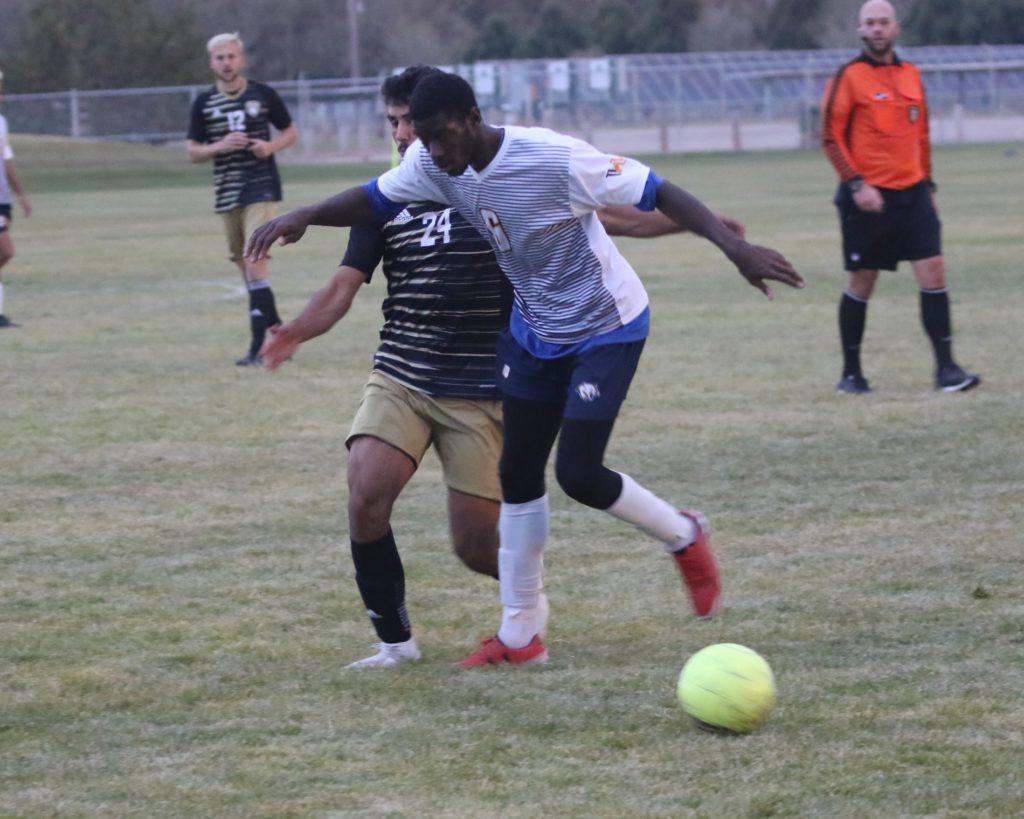 WNCC men's soccer falls to NJC 3-1