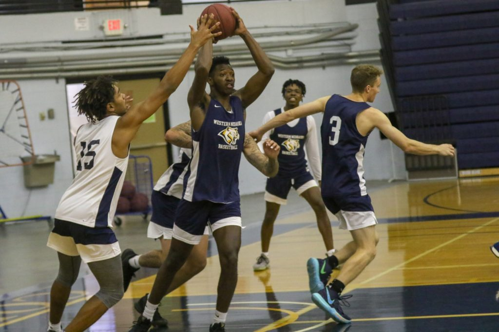 WNCC men's basketball opens season this weekend on the road