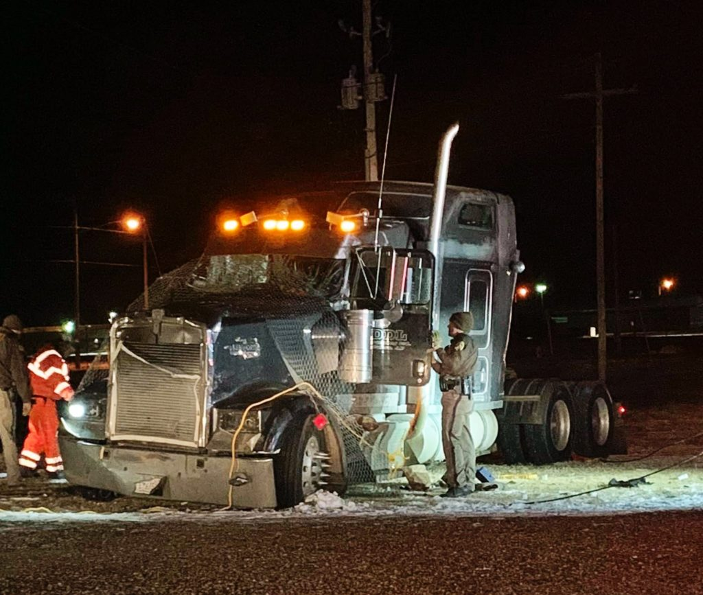 Canadian truck driver facing charges after destructive Scottsbluff pursuit