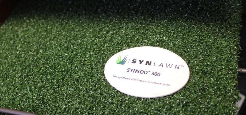 Soy Backs Artificial Turf With Sustainability