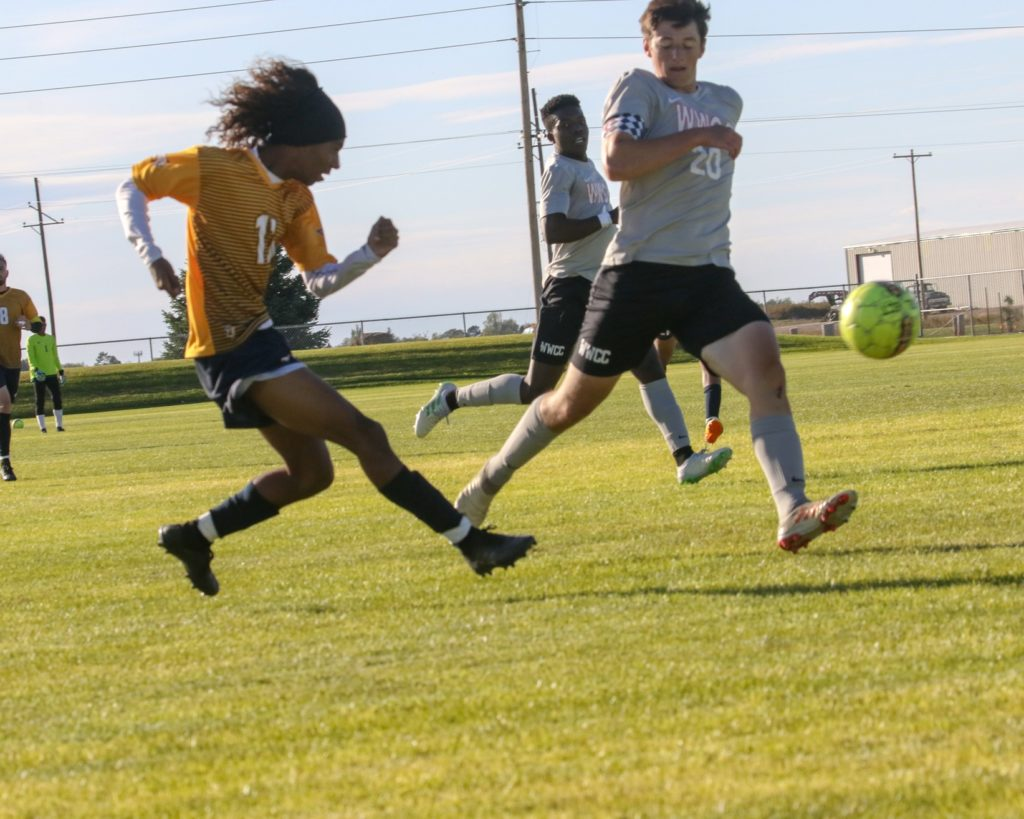 WNCC men capture two wins over the weekend