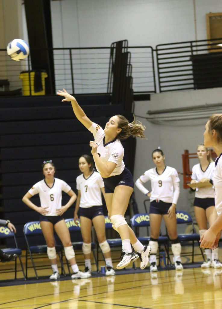 WNCC tops LCCC for 20th win of season