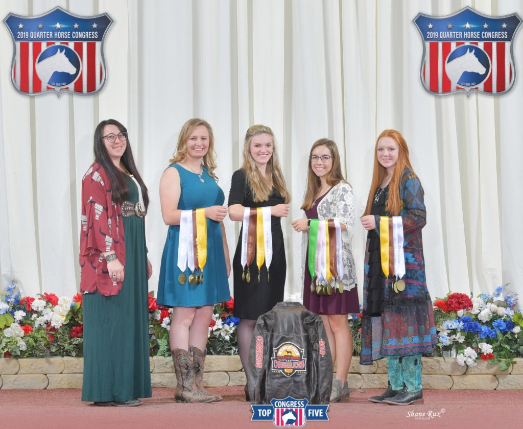 Wyoming 4-H team brings home a win at National Horse Judging Contest
