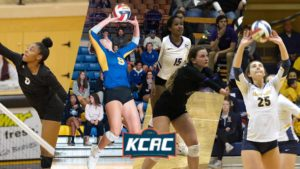 2019 Volleyball All-KCAC Selections Announced