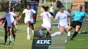 2019 Women's Soccer All-KCAC Selections Announced