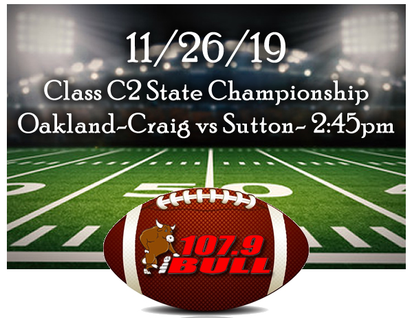Knights, Mustangs Set to Clash For C2 State Football Title