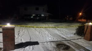 Police Investigating Shooting at Gering Residence