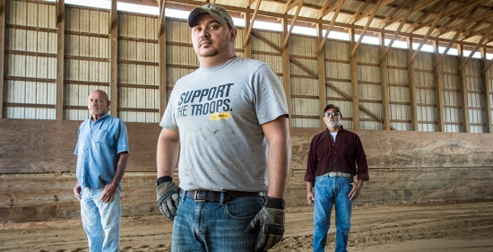 (VIDEO) Veterans double as Nation's protectors, ag producers