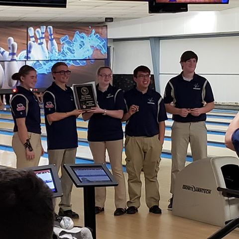 York Duke Unified Bowling Varsity Team Wins In Grand Island Over The Weekend