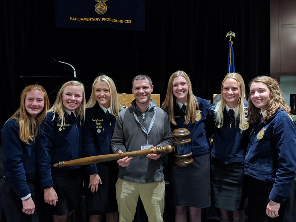 Nebraska FFA Chapter Wins Big at National Convention, NE Farm Bureau Health Insurance – Ag News Update (11/5/19)