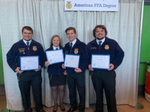 Holdrege FFA Members Attend National 92nd National Convention