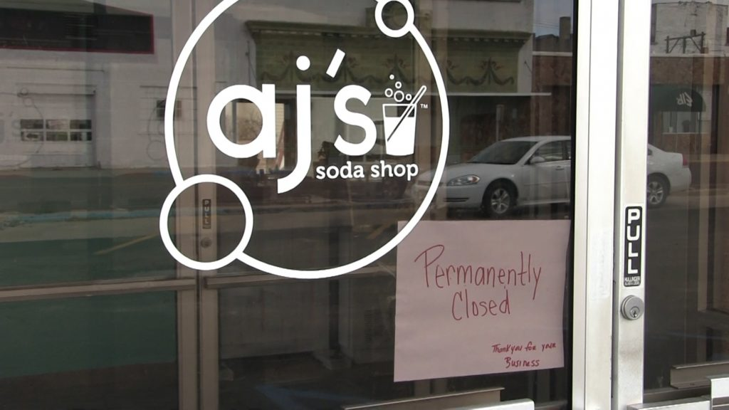 AJ's Soda Shop in Scottsbluff Closes Its Doors; Owners Cite Sales