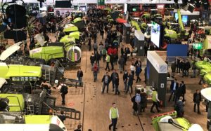 Ricketts visits world's largest ag tech fair to promote Nebraska's products