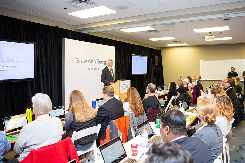Google announces $1 Million grant challenge to create economic opportunity across Nebraska