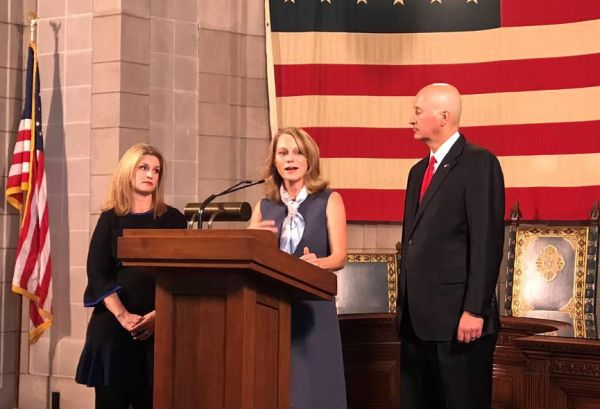 Gov. Ricketts and First Lady Shore Launch Video Project Featuring Young Leaders in Nebraska
