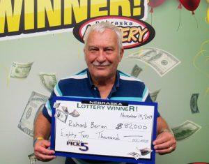 Lexington Man Wins $82,000 Playing Nebraska Pick 5
