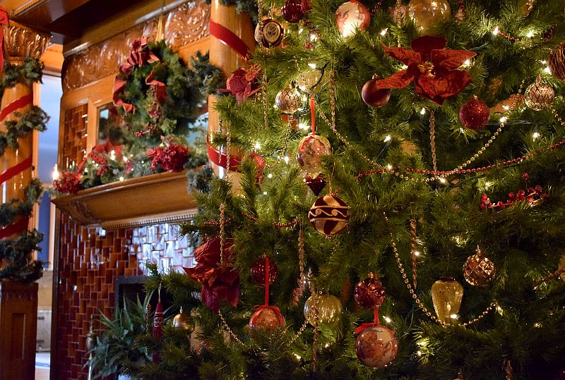 Frank Museum showcases Christmastime during two eras