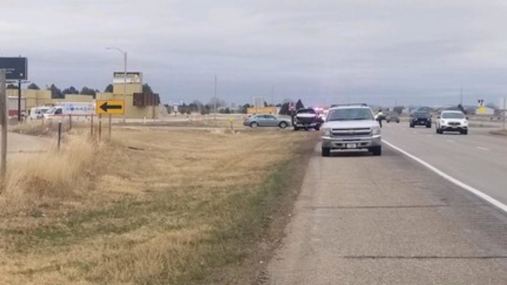 At Least Two Hospitalized Following Highway 26 Accident West of Scottsbluff