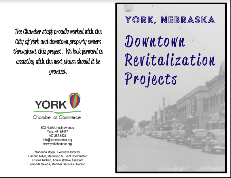 Next Phase Of Downtown Revitalization Granted To York