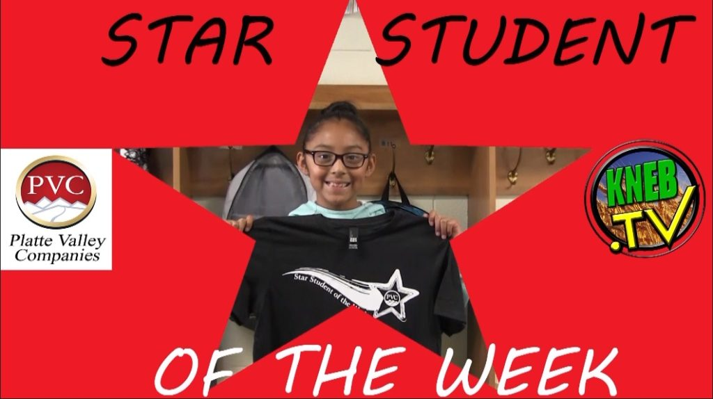 Northfield Elementary's Emmy Cano Named PVC Star Student of the Week