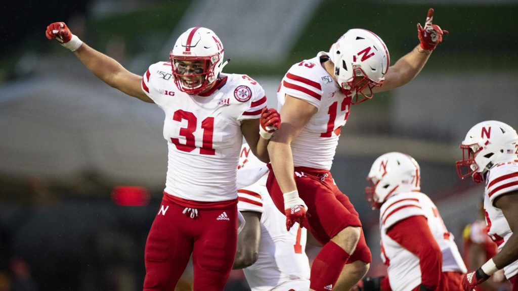 VIDEO: Huskers Dominate Maryland, 54-7