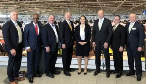 Governor Ricketts Visits German Manufacturers
