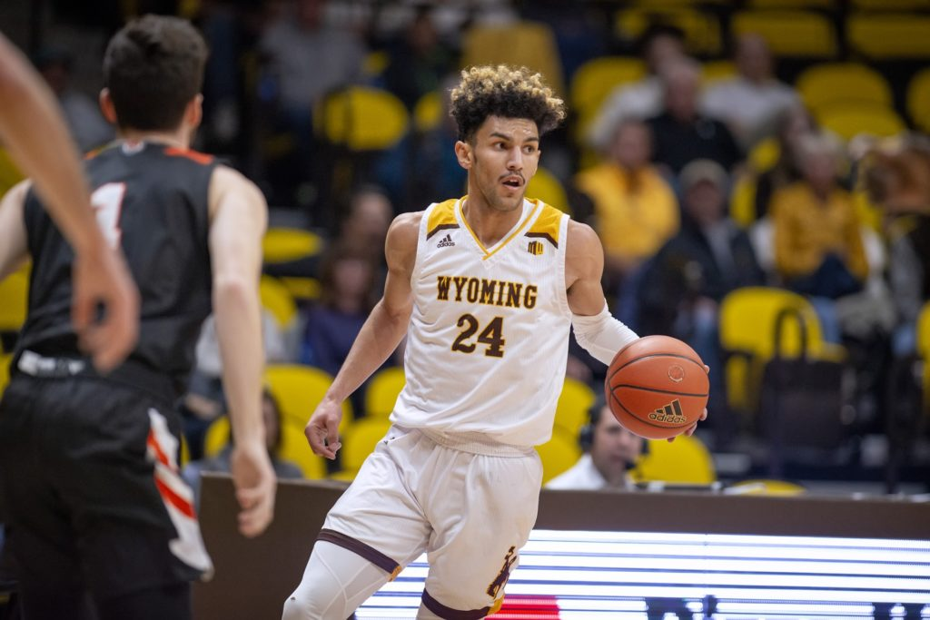 Wyoming defeats Idaho State in season opener
