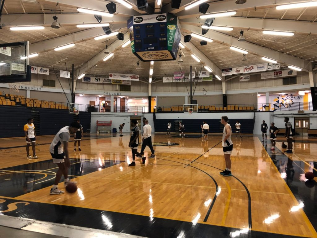 WNCC men fall in season opener