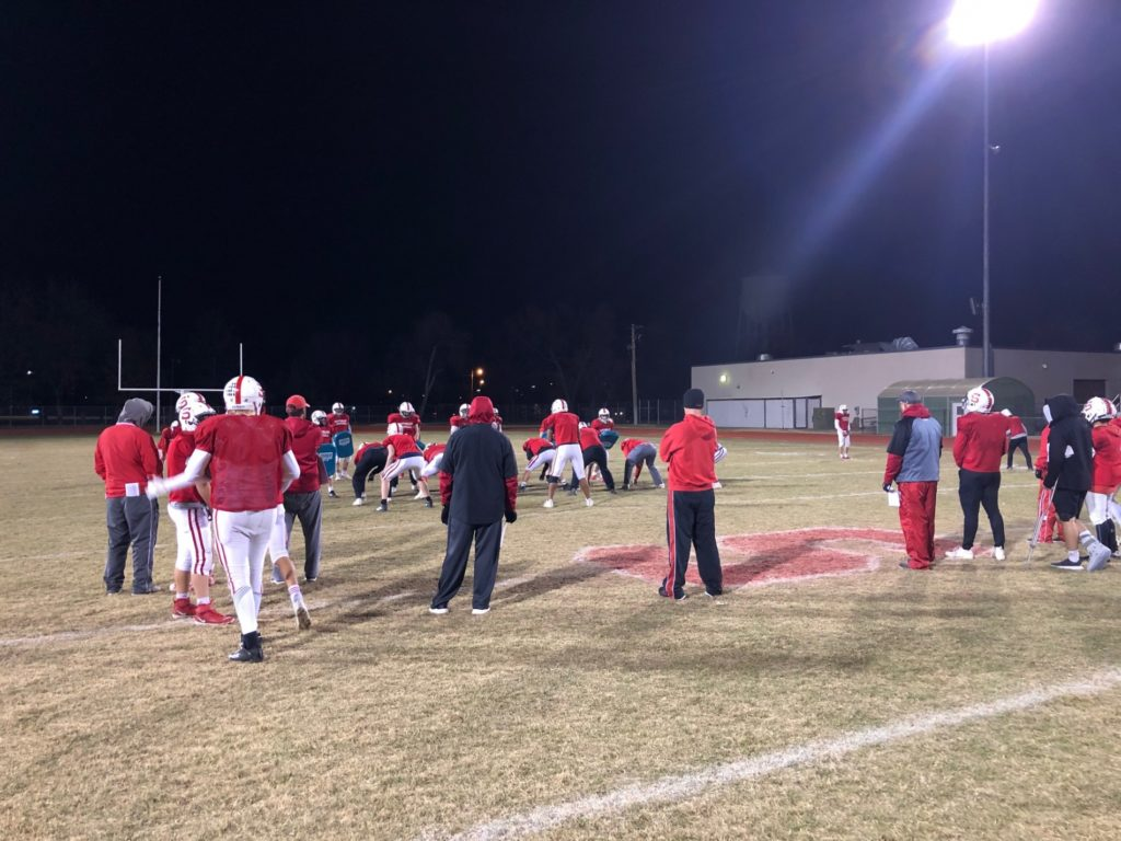 (Video) Scottsbluff set for semifinal game against Roncalli