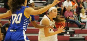 Eagles go cold in third quarter, fall to Javelinas