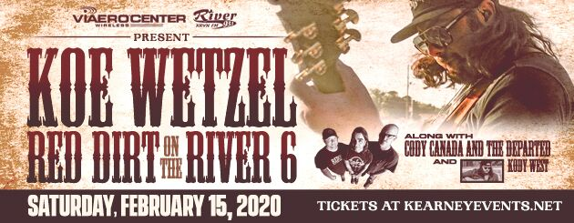 Red Dirt on the River_2020