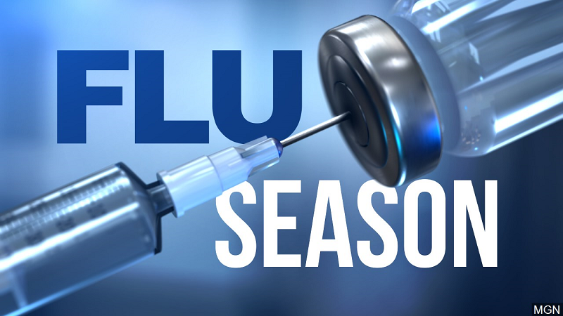 Flu Season Appears to be Off to Slower Start in the Panhandle