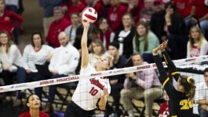 Kubik Named B1G Freshman of the Week