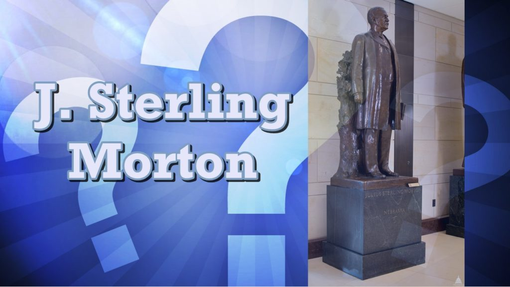 Request for Proposals Now Being Accepted for the New Home of Morton Statue