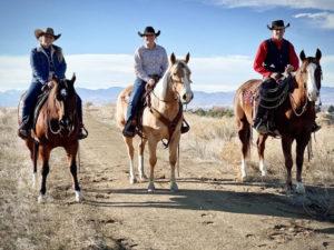 Aggies show ranch horses in Colorado