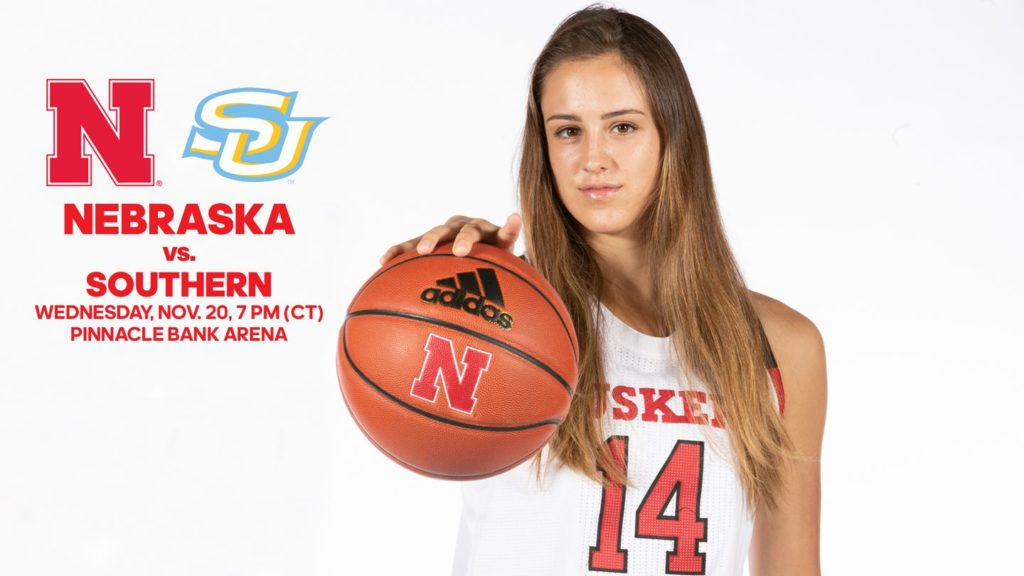 Huskers take on SWAC champs on Wednesday