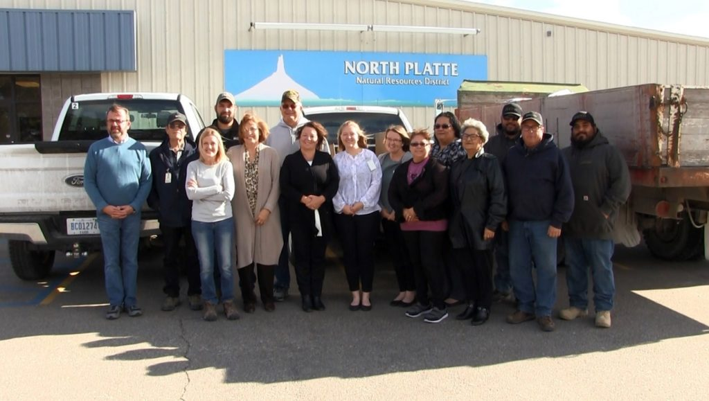 NPNRD Food Drive Donations Will Help Feed Area's Hungry