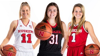 Huskers to Welcome Three in 2020