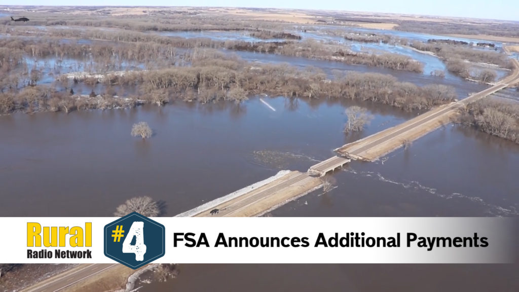 Nebraska: FSA Announces Disaster Relief Payments — Friday Five (Nov. 11, 2019)