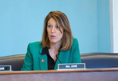 Iowa Representative Axne sounds alarm on rising farm debt