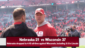 Can Nebraska still make a bowl game? Sean Callahan weighs in on the weekly HuskerChat (11/22/19)