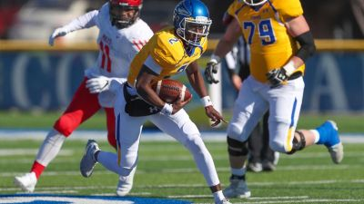 Lopers Well Represented On MIAA Football Squad