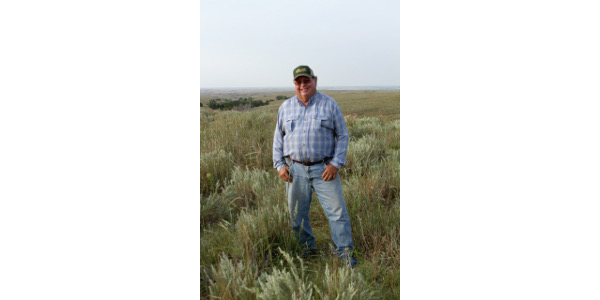 Ted Alexander receives conservation award