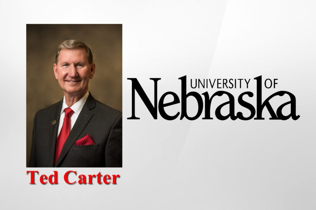 "Board of Regents to consider appointing Walter ""Ted"" Carter as next NU president"