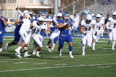 (Audio) Lopers End Season With Loss to Ichabods
