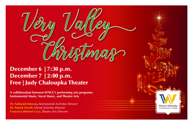 WNCC's 'A Very Valley Christmas' to feature classic holiday tunes